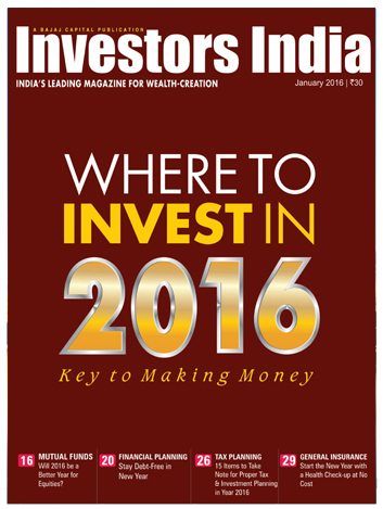 Investors India Magazine Edition-January 2016