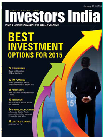 Investors India Magazine Edition-January 2015
