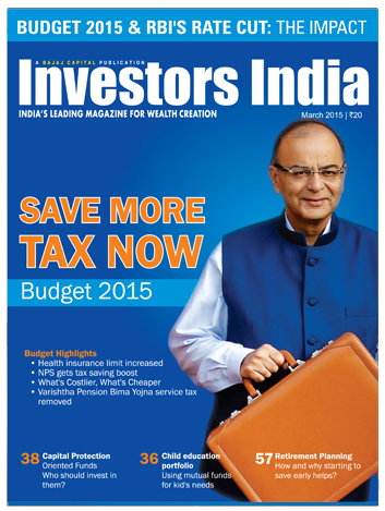 Investors India Magazine Edition-March 2015