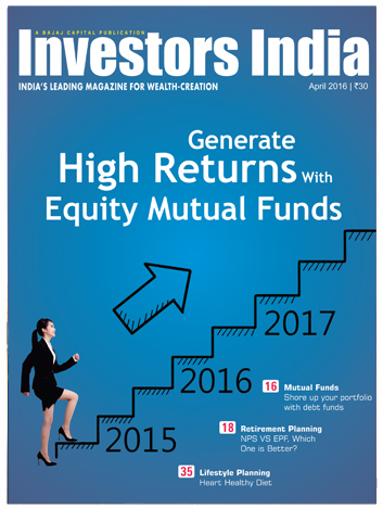 Investors India Magazine Edition-April 2016