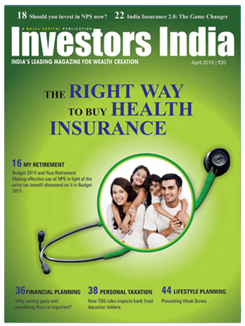 Investors India Magazine Edition-April 2015