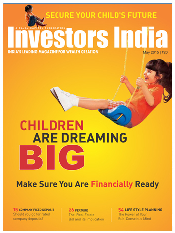 Investors India Magazine Edition-May 2015