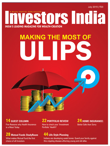 Investors India Magazine Edition-July 2015