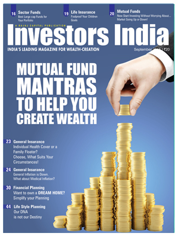 Investors India Magazine Edition-September 2015
