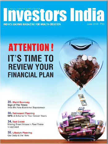 Investors India Magazine Edition-June 2016